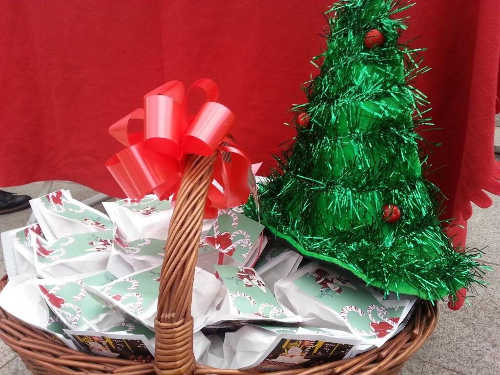 Torre Branca_Babbo Natale